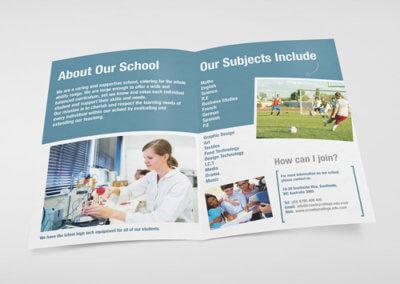 Brochures (Half Fold)